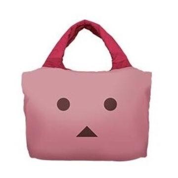 送料無料 新品  ダンボー ふわふわバッグ ピンク