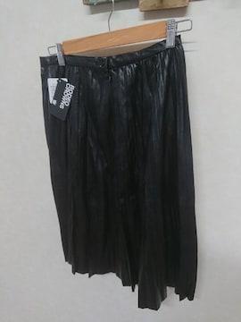 新品タグ付き RODEO CROWNS フェイクレザー スカート M