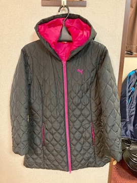 PUMAレディース用コート 美品 Mサイズ