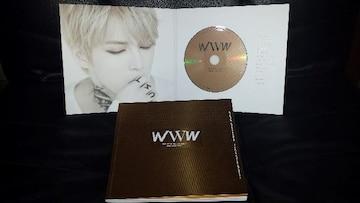 【ジェジュン★1st album WWW】新品♪未開封♪美品♪東方神起^^