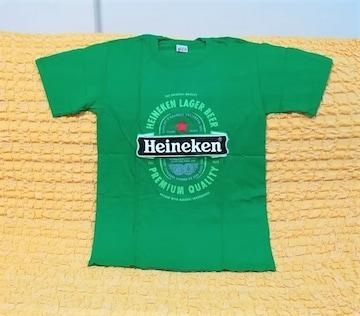 Heineken★ハイネケン★おもしろシャツ★緑★XL★グリーン★