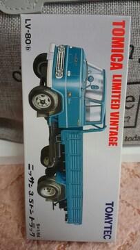 1/64 トミカ リミテッドヴィンテージ 日産 3.5トン トラック 未開封 新品 貴重レア