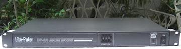 LITEPUTER/DMX-アナログ変換機未使用品7.26