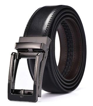 HW ZONE ベルト ウェスト75-101 Black2