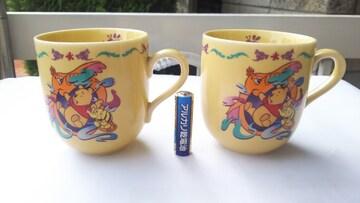 新品未使用プーさんマグカップ2個