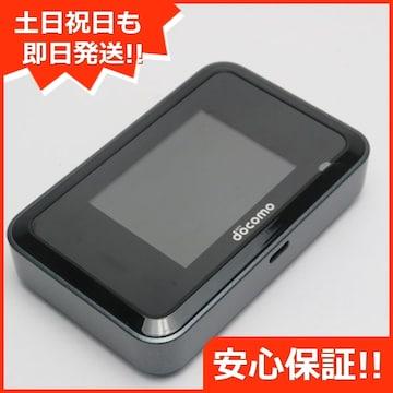 ●安心保証●新品同様●HW-01H Wi-Fi STATION ブラック●