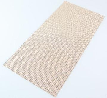 クリスタルドレスアップデコレーションシート/ゴールド