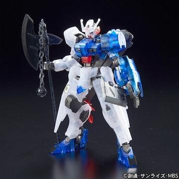 限定 HG 1/144 ガンダムアスタロト アックス&チョッパー クリアカラーVer.