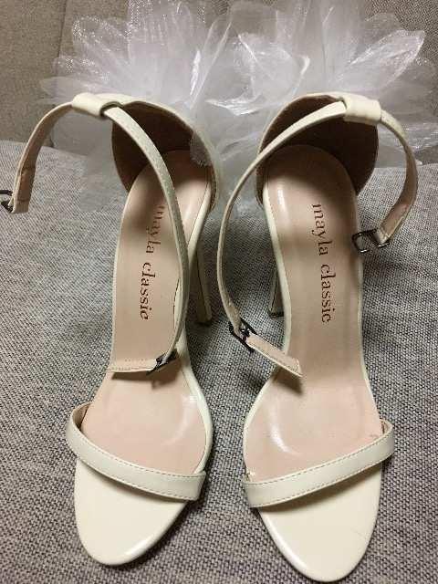 天使のお靴 < 女性ファッションの