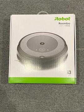 ロボット掃除機 ルンバi3 i315060 アイロボット グレー