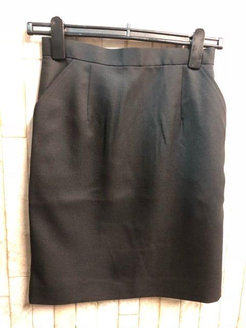 新品☆9号お仕事ベストスーツ温度調整裏地付!黒チェック☆n299 < 女性ファッションの