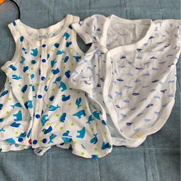 60-70センチシャツ!赤ちゃん本舗、ユニクロ