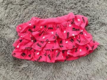 美品★スカート110