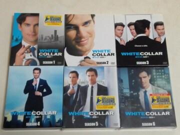 DVD[海外ドラマ/完結]ホワイトカラー コンパクトBOX全6シーズン