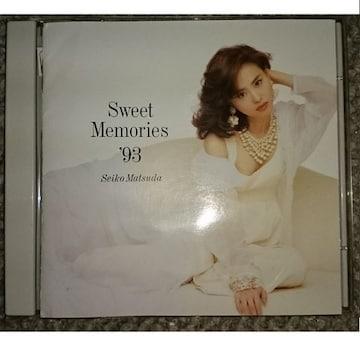 KF 松田聖子 Sweet Memories '93