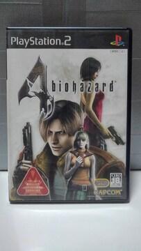 PS2 バイオハザード4