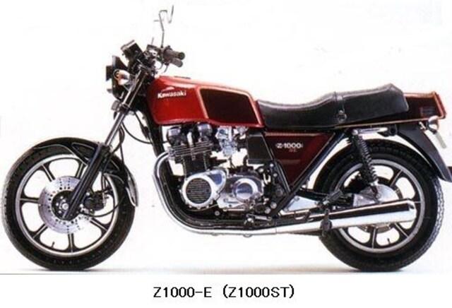 kawasaki Z1000E Z1000ST Z1000シャフト インジケーター絶版 < 自動車/バイク