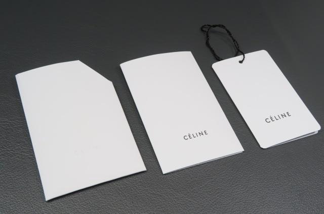 【まとめて】CELINE セリーヌ 箱2 保存袋1 冊子2 < ブランドの