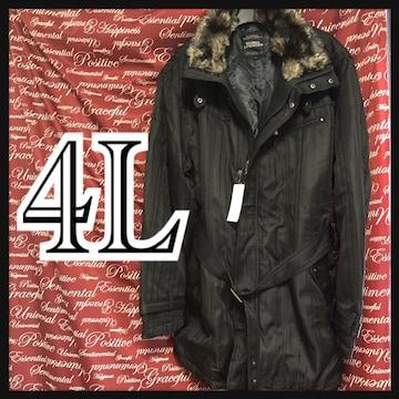 4L・ボンディングスタンドコート新品/MC01P-011