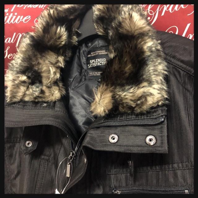 4L・ボンディングスタンドコート新品/MC01P-011 < 男性ファッションの