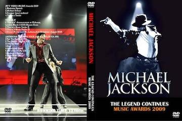 ≪送料無料≫マイケルジャクソン KING OF POP MUSIC AWARD 2009
