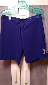 ハワイ購入☆ハーレー☆新品☆ボードショーツ☆ネイビー☆M☆送料込み水着
