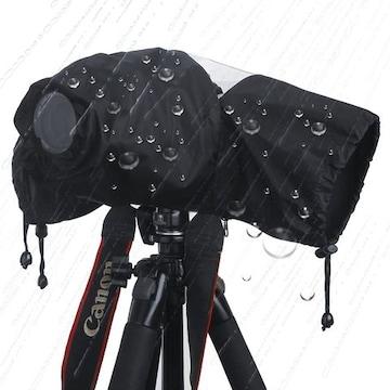 カメラレインカバー 大きいサイズ
