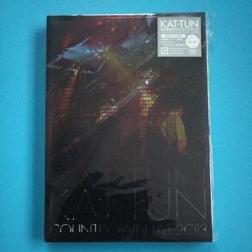 KAT-TUN◇DVD COUNT DOWN LIVE 2013◇中古美品