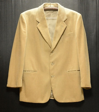 93's BENSALINA3鈕太畝コーデュロイテーラードジャケット