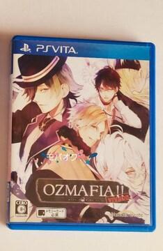 オズマフィア Vita 乙女ゲーム