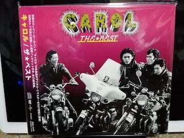 キャロル 初回盤 DVD付 ザ★ベスト 帯付