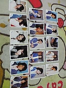 送料込み〓赤西仁〓公式生写真84枚セット