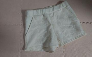 GRL Mサイズ 白 美品 ショートパンツ