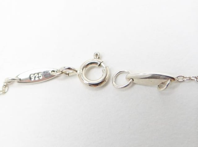 ティファニー エルサ・ペレッティ ミニ オープンハート ネックレス SV925【送料無料】 < ブランドの