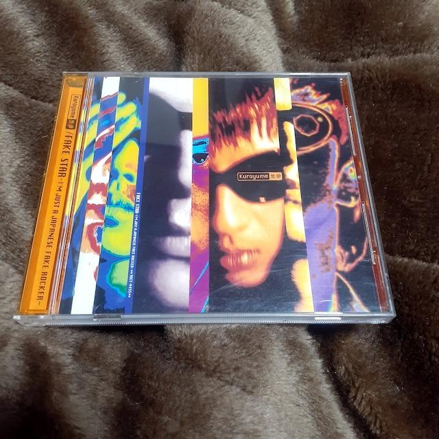 黒夢/ fake star   CD アルバム  < タレントグッズの