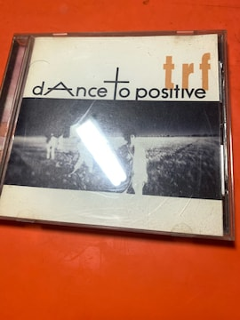 trf CD dance to positive