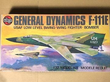 1/72 AIRFIX ゼネラル ダイナミックス F-111E
