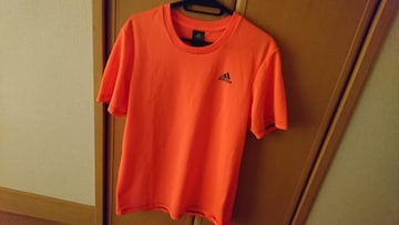 【adidas】men's☆半袖☆Mサイズ☆鮮やか/派手color