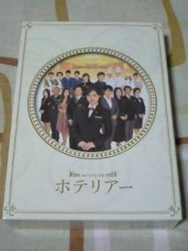 ホテリアーDVD-BOX 上戸彩 及川光博 田辺誠一 サエコ 小田茜