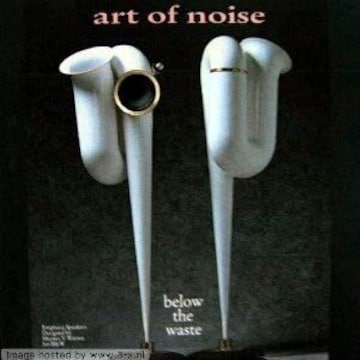 サンプリング art of noise ギターインスト レア