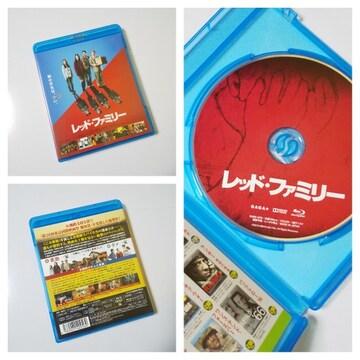 Blu-ray★レッド・ファミリー【映像特典】