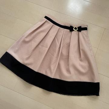 新品 フレアスカート