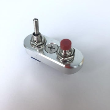 ハンドル用ミニスイッチ 汎用 バーグリップスイッチ