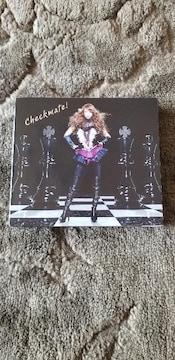 安室奈美恵「Checkmate!」CD+DVD