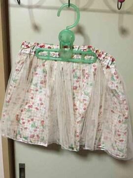 レース付きスカート(*^ω^*)