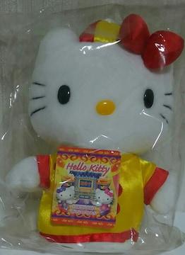 ☆横浜限定 中華街キティ ぬいぐるみ☆