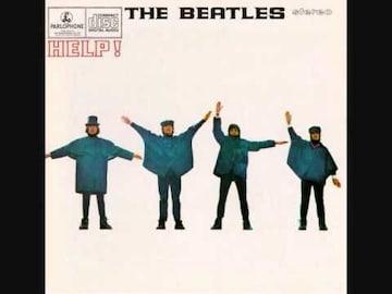 ビートルズTHE BEATLES名盤アルバム「HELP」イエスタディ収録