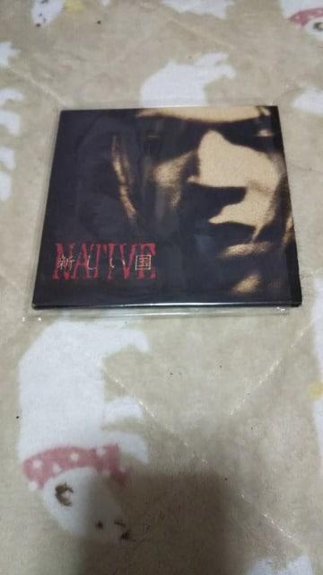 開封済み未使用『新しい国』 [CDシングル]NATIVE  < タレントグッズの