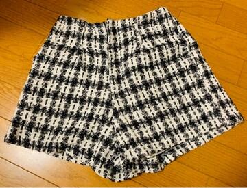 nohea  秋冬ショートパンツ