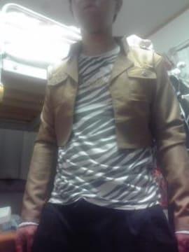 進撃の巨人 調査兵団コスプレ衣装 エレン アルミン ミカサ ライナー リヴァイ